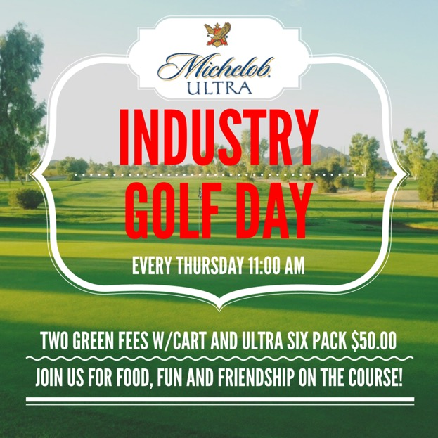 Industry Golf Day, Ultra, Las Vegas, Golf, Beer, Industry Day, Las Vegas Golf, Golf Special